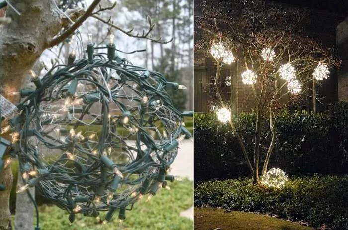 diy outdoor christmas ornaments miss