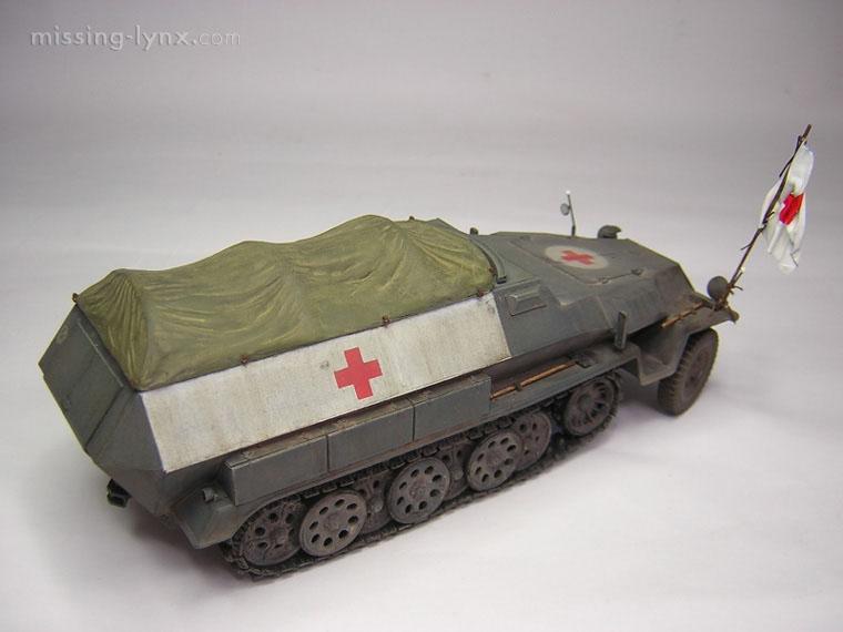 missinglynxcom  Gallery  SdKfz 2518 Ausf C