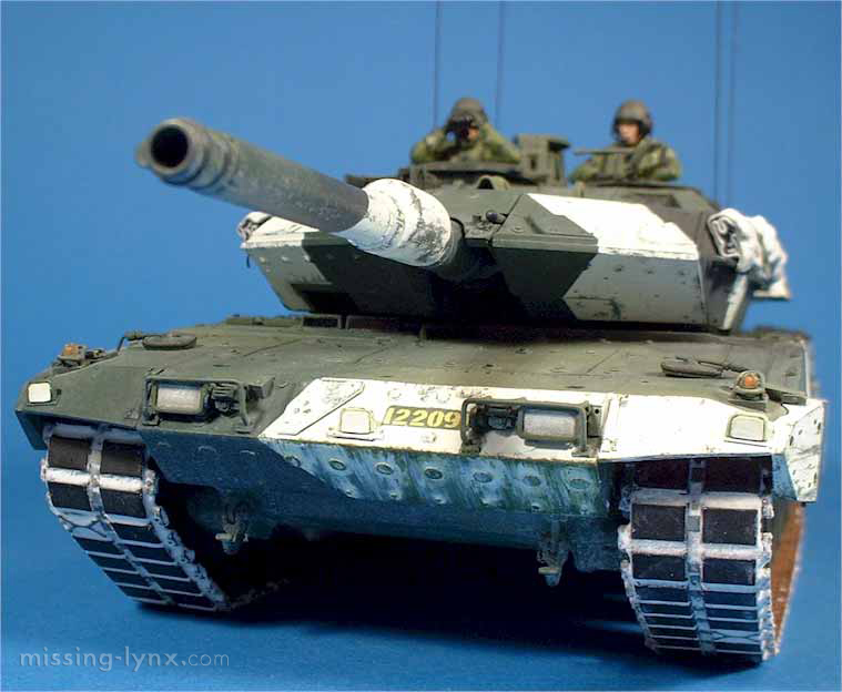 Леопард strv122