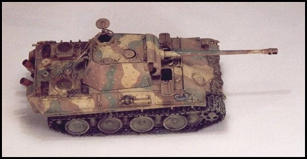 Missing Links Gallery Alex Clark Panther Ausf G Late