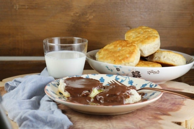 Chocolate Gravy Video Miss In The Kitchen