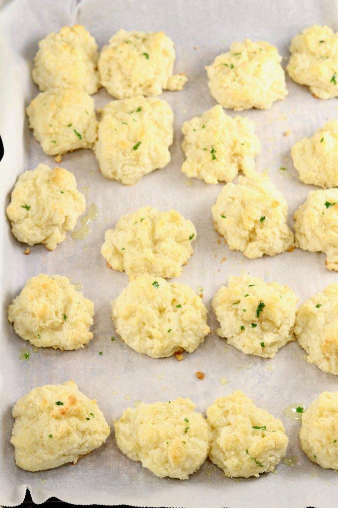 Garlic Butter Biscuits