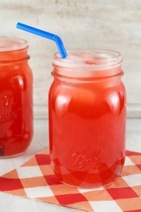 Easy Party Punch is perfect for any party and kid friendly! MissintheKitchen.com