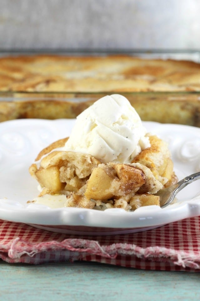 Easy Apple Cobbler Miss In The Kitchen