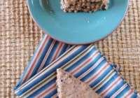 Cocoa Nibs Shortbread & New Endeavors in Social Media