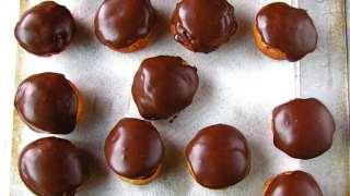 Chocolate Glazed Donuts