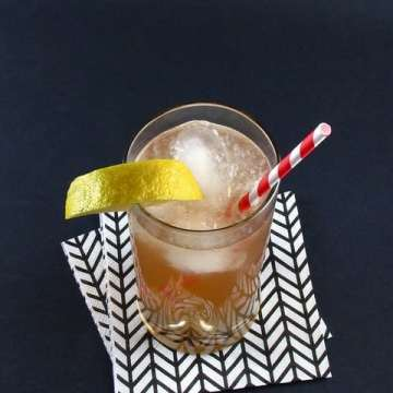 Jacked-Up Raspberry Lemonade | Miss in the Kitchen