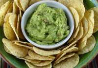 Bacon-Ranch Guacamole {Virtual Potluck}