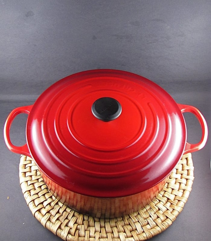 Le Creuset French Oven Giveaway | www.missinthekitchen.com