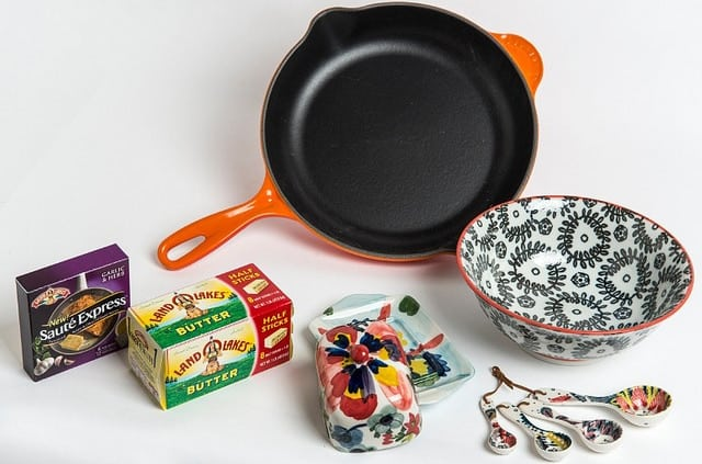 Le Creuset & Anthropologie Giveaway - Miss in the Kitchen