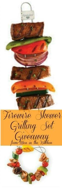 skewers giveaway photo