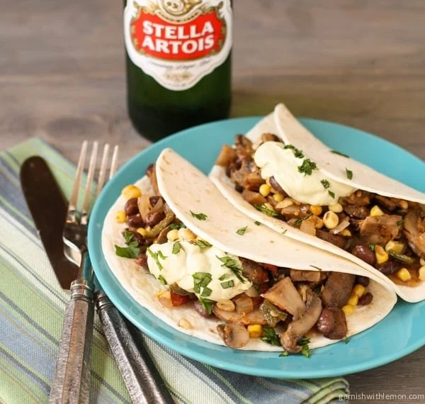 Mushroom-Corn-and-Poblano-Tacos-with-Avocado-Cream-2-of-2