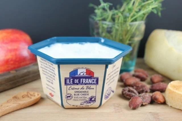 Ile de France Spreadable Blue Cheese