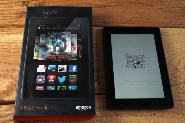 Kindle Fire Staples