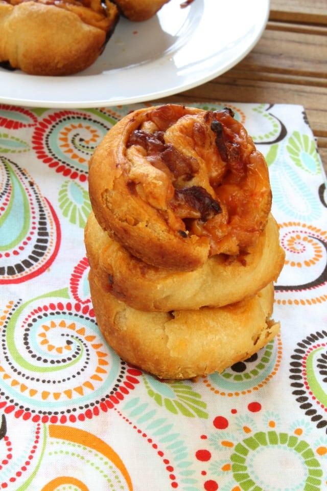 Bacon & Pimento Cheese Puffs
