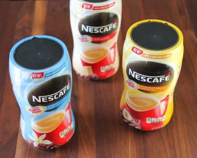 Nescafe' & Coffee Mate