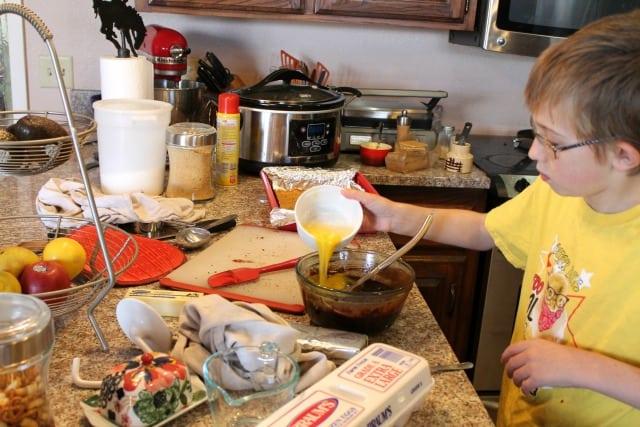 Making Brownies with Emmet