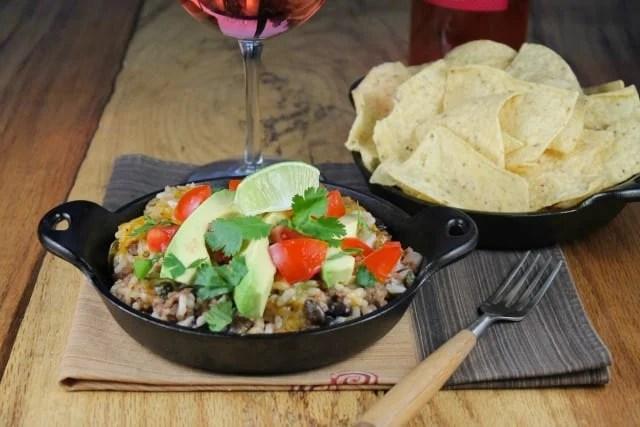 Cheesy Tex-Mex Casserole Recipe from missinthekitchen.com