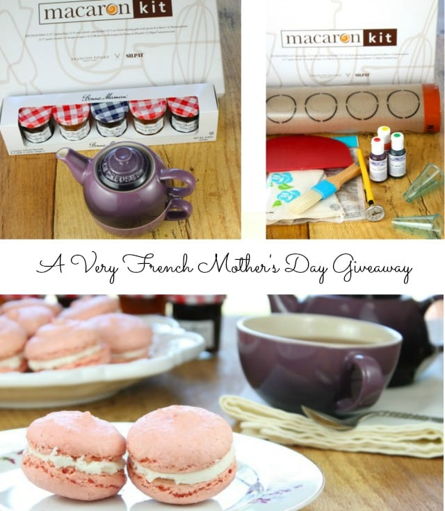 A Very French Mother's Day Giveaway Miss in the Kitchen