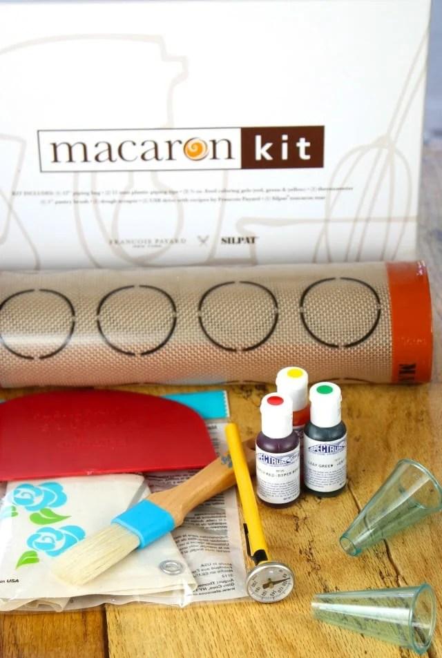Silpat Macaron Kit #Giveaway