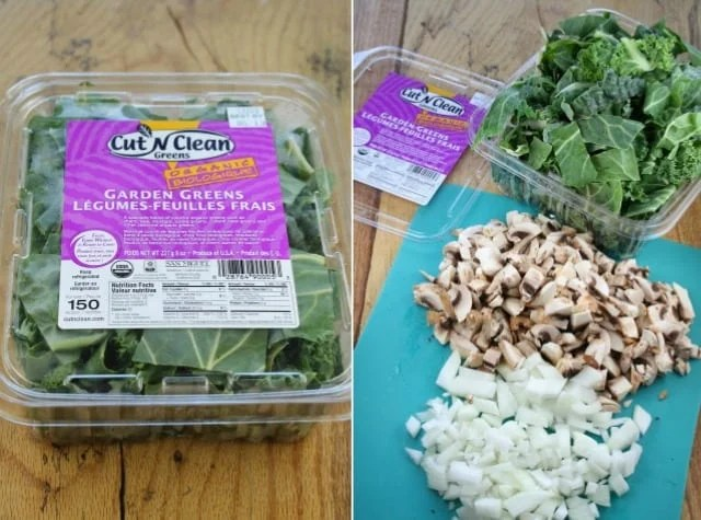 Cut N CleanCut 'N Clean Greens | Miss in the Kitchen