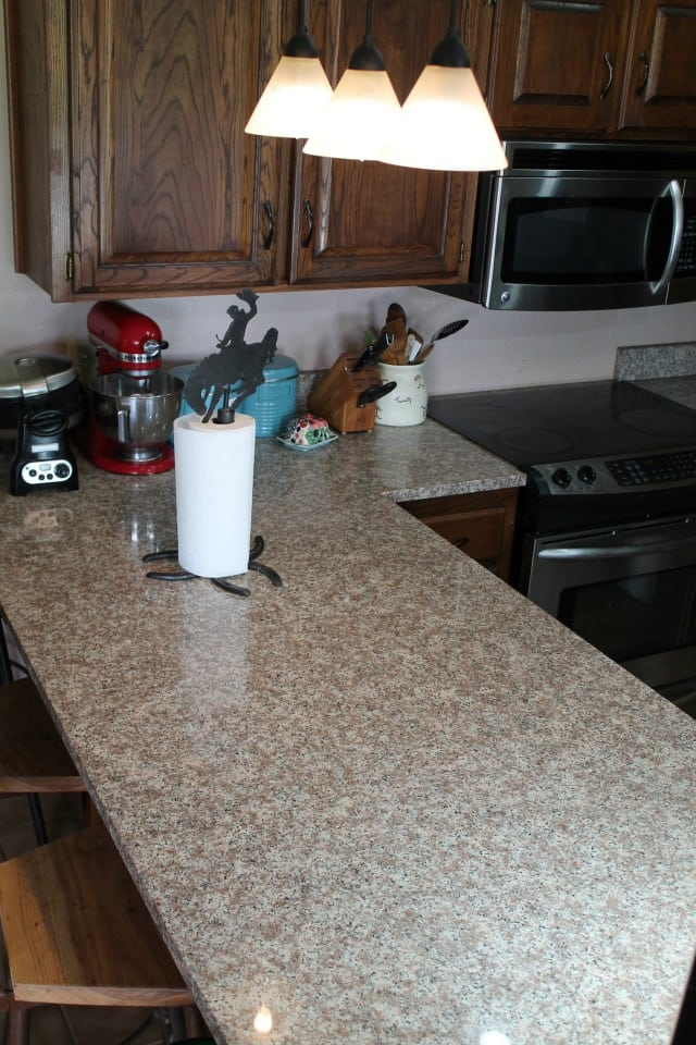 Getting it all Done with Granite Gold Cleaners from Miss in the Kitchen