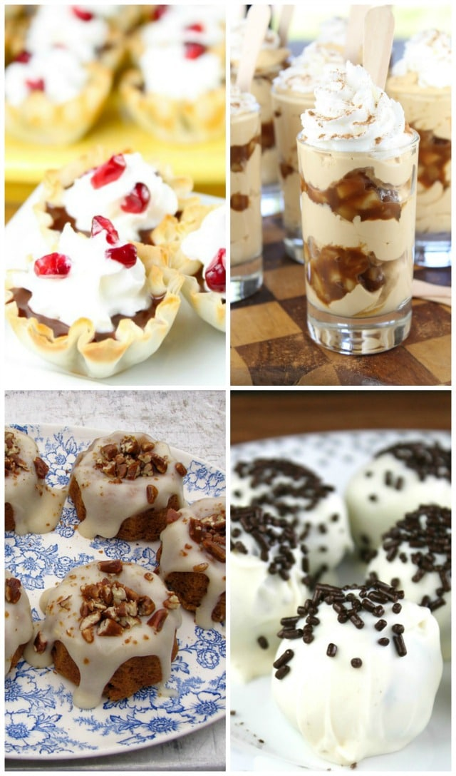 Ultimate Holiday Party Desserts from Miss in the Kitchen