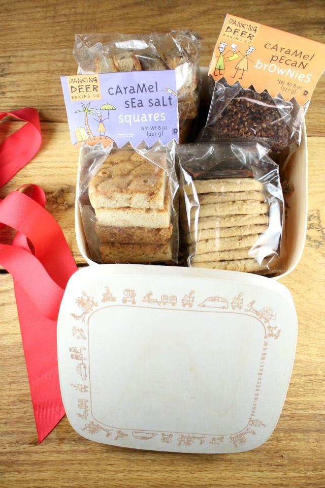 Crazy for Caramel Gift Assortment from Dancing Deer Baking Co. ~ Miss in the Kitchen