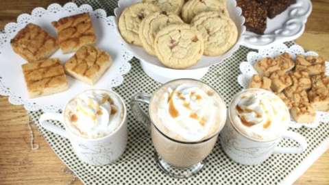Dulce de Leche Hot Cocoa