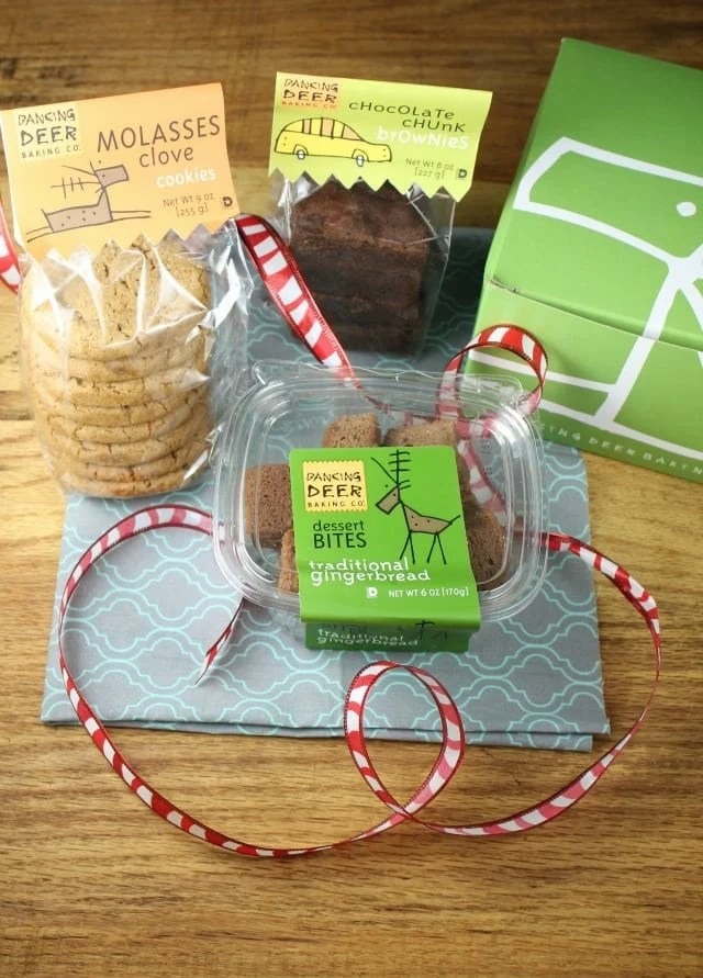 Dancing Deer Baking Co Delicious Gift Ideas for the Holidays from Miss in the Kitchen #ad