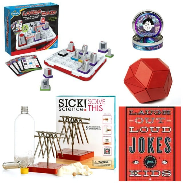 Ideas for Kids 2015 Unique Holiday Gift Guide from MissintheKitchen