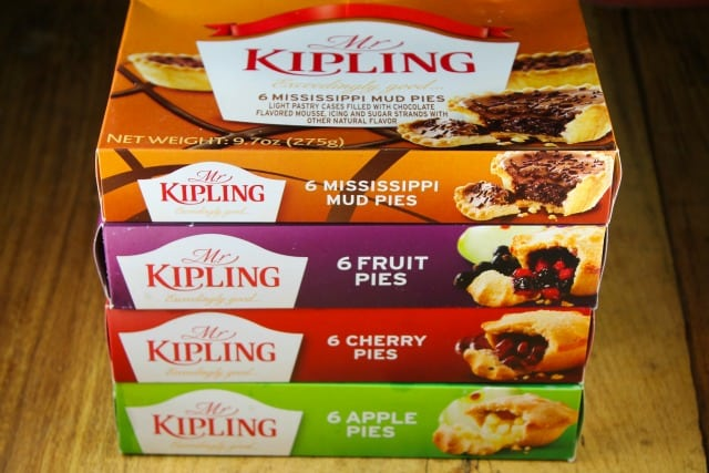 Mr Kiplings Pies for the Holidays ~ Miss in the Kitchen