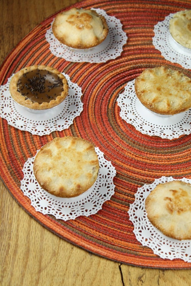 Mr. Kipling Pies are perfect for the holidays! From Miss in the Kitchen