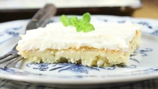 Pineapple Sheet Cake with Cream Cheese Frosting
