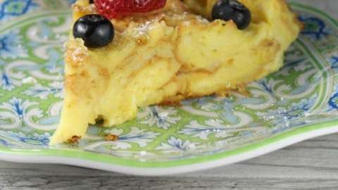 Buttermilk French Toast Casserole