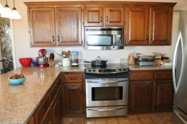 Working with a Realtor-KItchen layout- Miss in the Kitchen