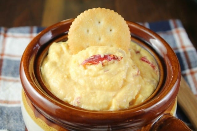 Pimento Cheese Spread Recipe from MissintheKitchen.com