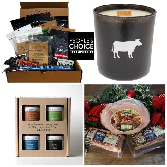 Foodie Gifts for everyone on your list from MissintheKitchen.com Holiday Gift Guide 2016