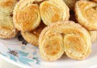 Orange Scented Palmiers Recipe from Effortless Entertaining Cookbook by Meredith Steele ~ MissintheKitchen.com