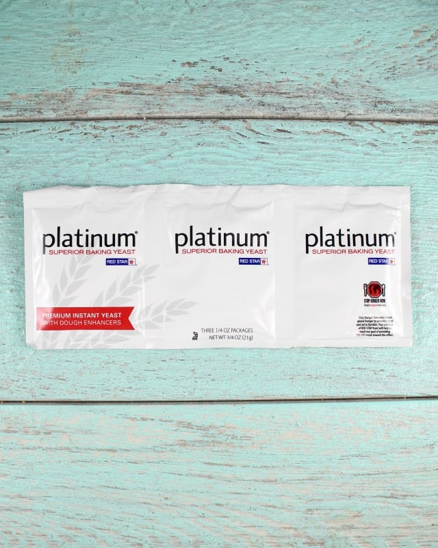 Platinum Red Star Yeast ~ MissintheKitchen.com