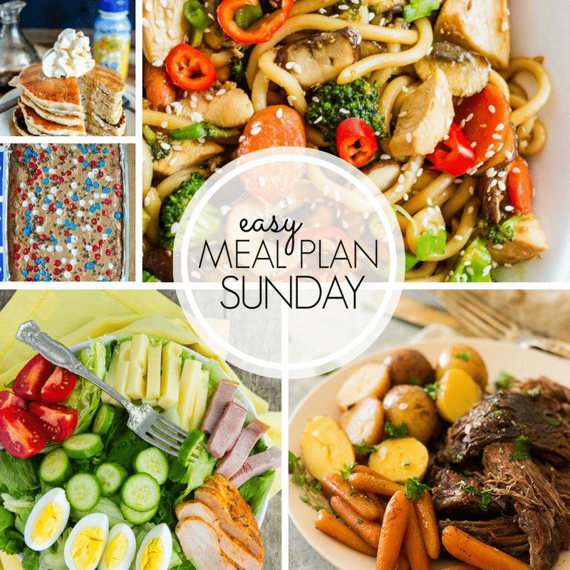 Easy Meal Plan Sunday ~ Week 102 ~ MissintheKitchen.com