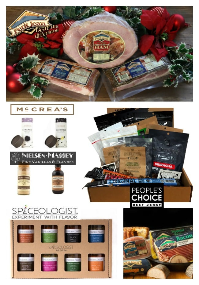 Food Lovers Gift Guide from MissintheKitchen.com #giftguide #Christmas