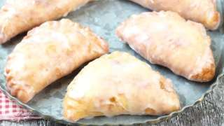 Fried Apple Hand Pies