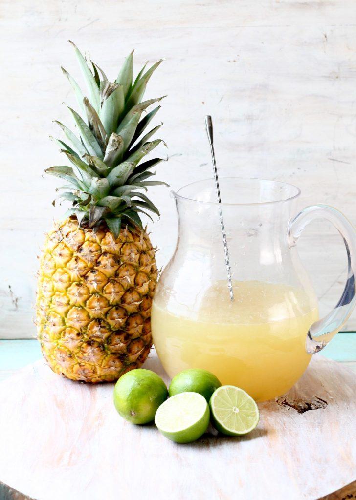 Pineapple Limeade Recipe