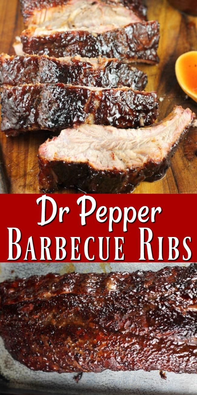 Dr Pepper Barbecue Ribs Recipe