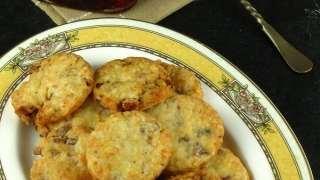 Bacon Parmesan Crackers