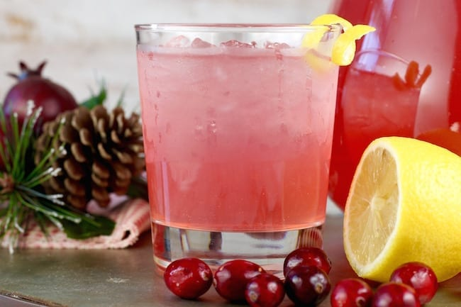 Cosmopolitan Party Punch
