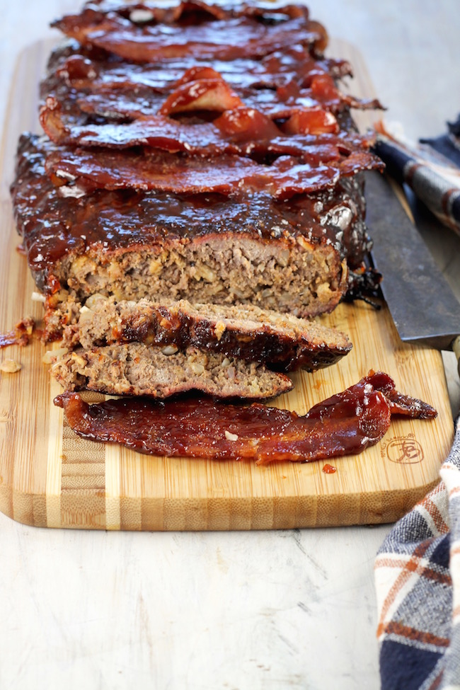 Easy Smoked Meatloaf Miss In The Kitchen