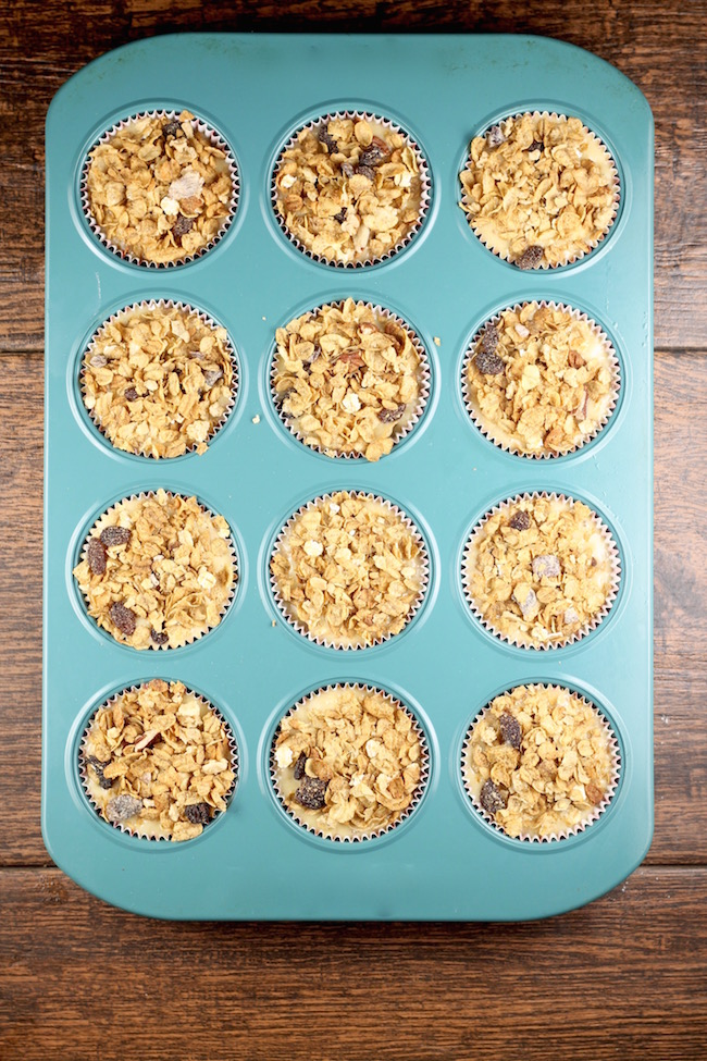 How to Make Breakfast Muffins