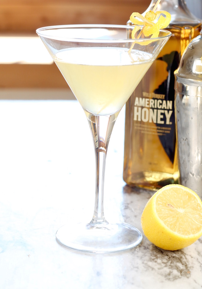 How to make a sidecar cocktail with bourbon